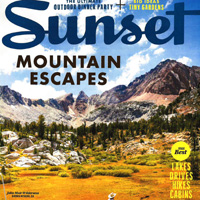 Sunset Magazine feature